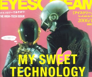 magazine, tech, and cyber image