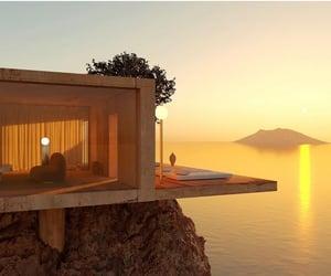 architecture, architecture design, and cliff image