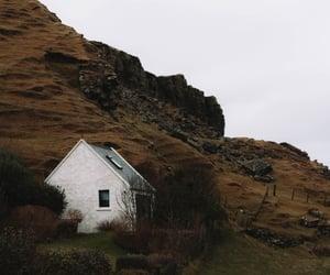 academia, autumn, and cliff image