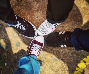 adidas, sneakers, and tenis image