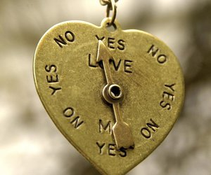 love, yes, and heart image