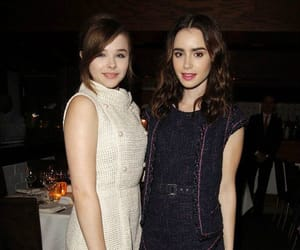 les miserables, lily collins, and mirror mirror image