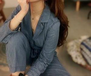 fashion, H&M, and choker necklace image