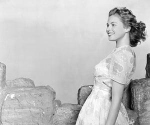 actress, fashion, and ingrid bergman image