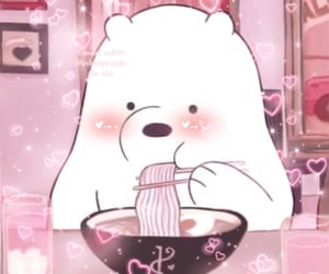 aesthetic, icebear, and icon image