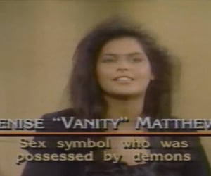 90s, Denise, and vanity image