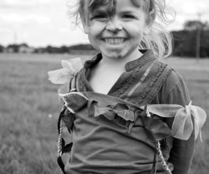 child, photography, and costume image