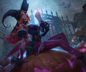 animation, witch, and Halloween image
