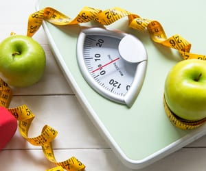 balanced diet, healthy diet, and healthy lifestyle image