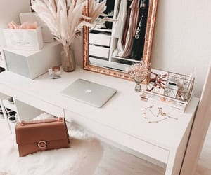 bags, beige, and Blanc image