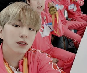 pentagon, minhyuk, and kihyun image
