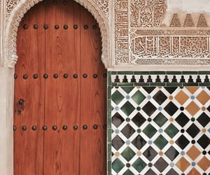 arabesque, arabian, and architecture image