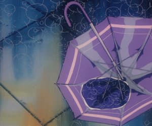 aesthetic, japan, and rain image