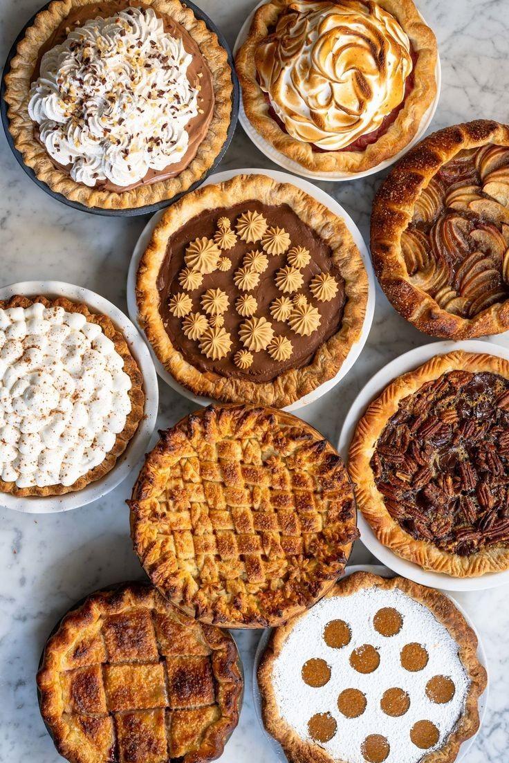 autumn, yummy, and dessert image