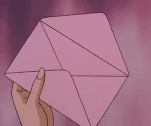aesthetic, envelope, and gif image