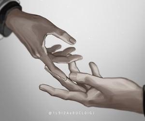 aesthetic, hands, and joonghyuk yoo image
