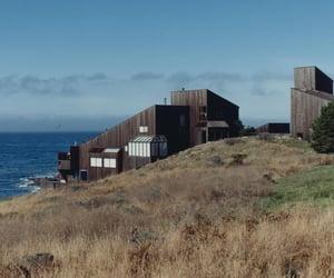 california, coast, and sea ranch image