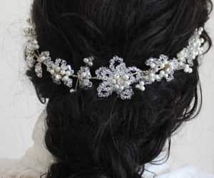 etsy, weddings, and hair jewelry image