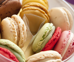 colorful, sweet, and Cookies image