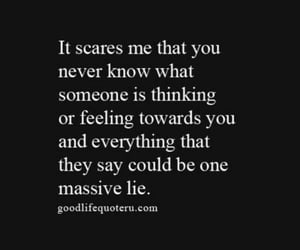 lies and quotes image