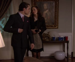 blair waldorf, gossip girl, and chuck bass image