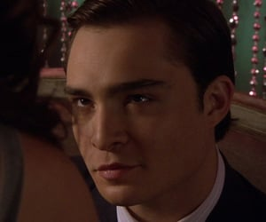chuck bass, xoxo, and gossip girl image