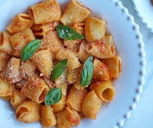 food, fresh, and pasta image