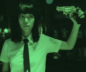 bad, cyber, and girl image