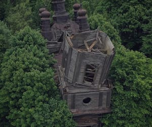 abandoned, Q, and abandoned house image