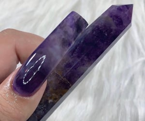 aesthetic, art, and crystals image