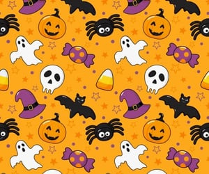 Halloween, october, and wallpaper image
