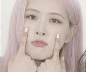 cute girl, lisa, and pink image