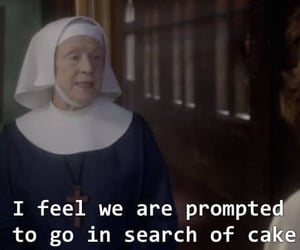 bbc, nun, and call the midwife image