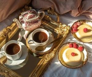 coffee, tea, and dessert image