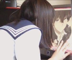 anime, girl, and japanese image