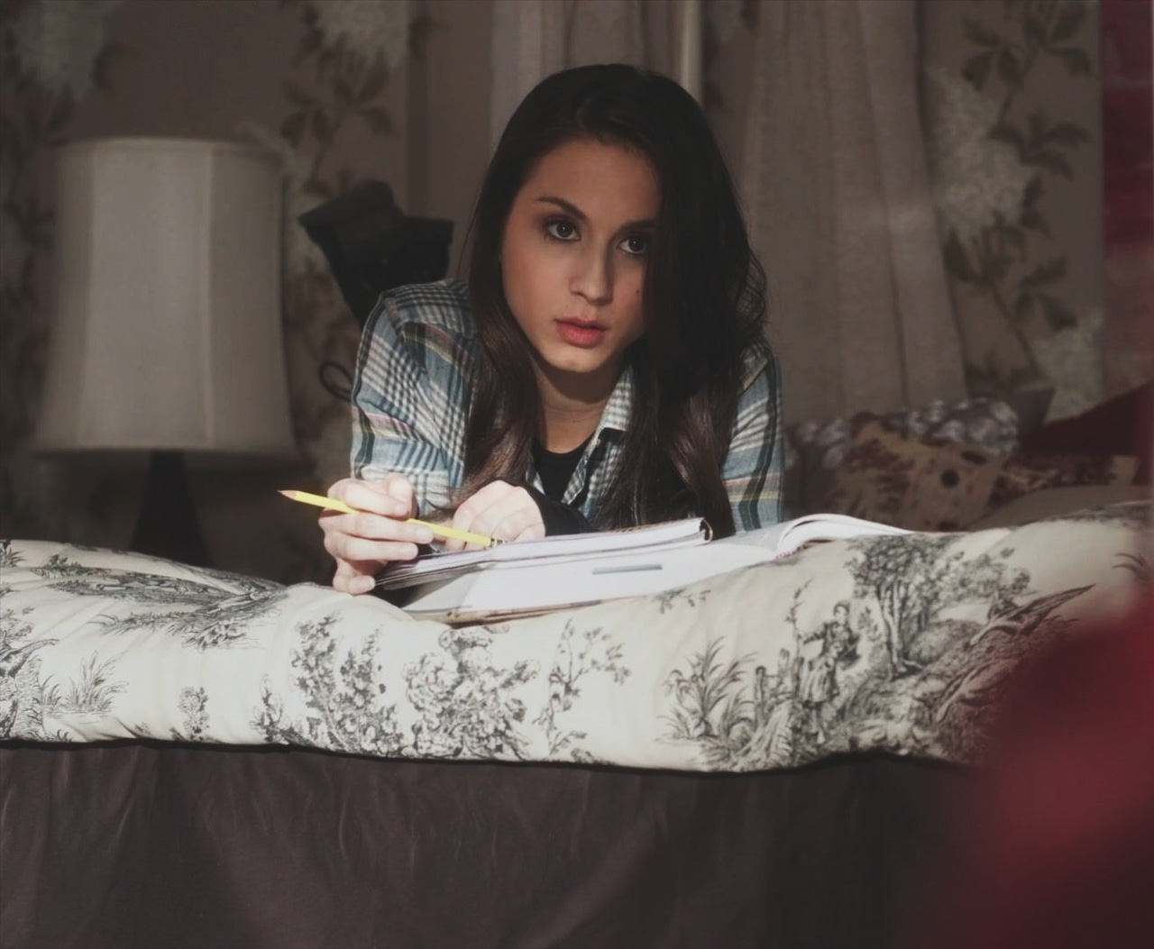 spencer, troian bellisario, and pretty little liars image
