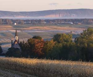 america, canada, and church image