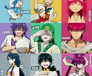 anime, magi, and anime boy image