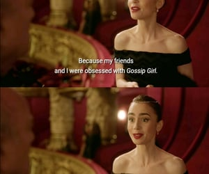 gossip girl, quotes, and tv show image