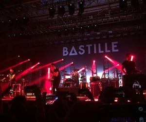 aesthetic, concert, and bastille image