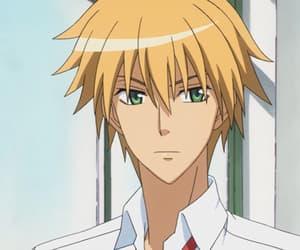 anime, kaichou wa maid-sama, and usui takumi image