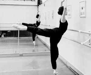 ballet, dance, and ballet dance image
