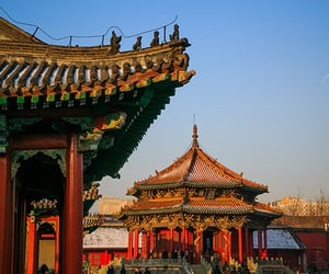 asia, beijing, and castle image