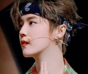 cpop, 鹿晗, and luhan image