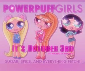 powerpuff girls, meangirls, and pink image