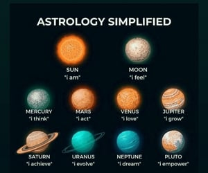 aesthetic, astrology, and jupiter image