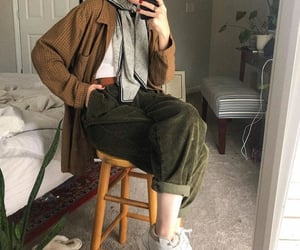 aesthetic, vintage, and clothes image