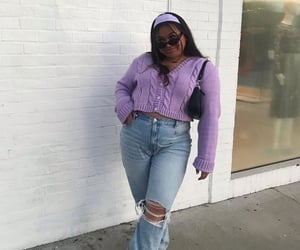 fashion, indie, and outfit image