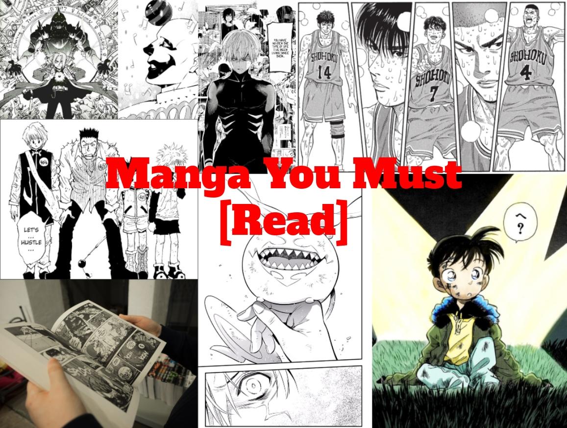 manga, anime, and article image
