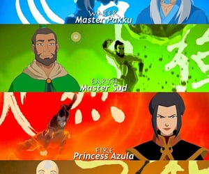 avatar the last airbender, azula, and avatar image